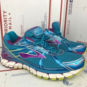 Brooks Womens Adrenaline GTS 15 B498 Size 11.5